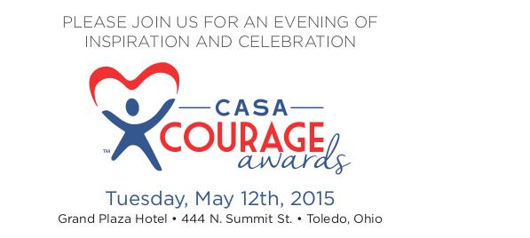 2015 CASA Courage Awards May 12, 2015