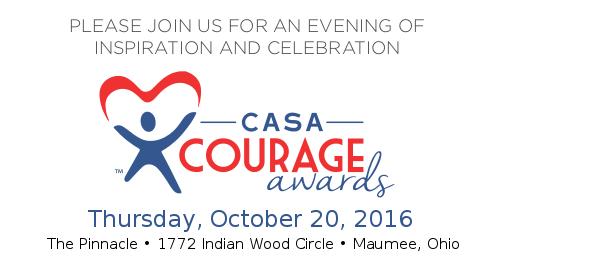 2015 CASA Courage Awards October 20, 2016